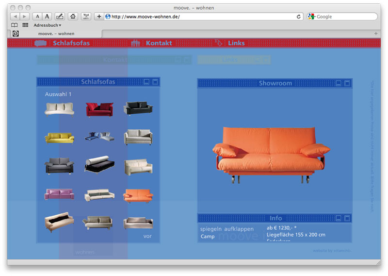 WEBSITE with text administration tool (flash, php)