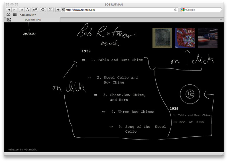 WEBSITE (flash)
