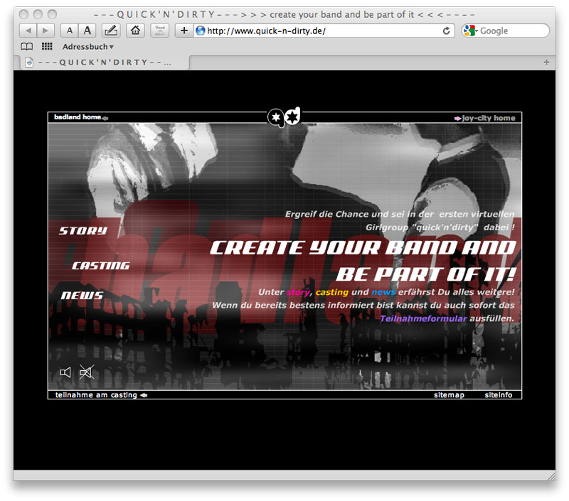 WEBSITE mit CMS, forum, etc (flash, php, MySQL)